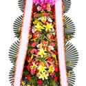 풍성한축하3단화환(꽃축복2호)
