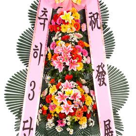 [특가상품]축하3단화환